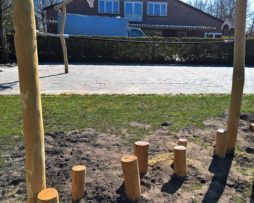 Robinia Basic line Hindernis stappaaltjes + boventouw